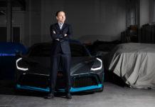 Frank Heyl Bugatti Chiron Super Sport 300+