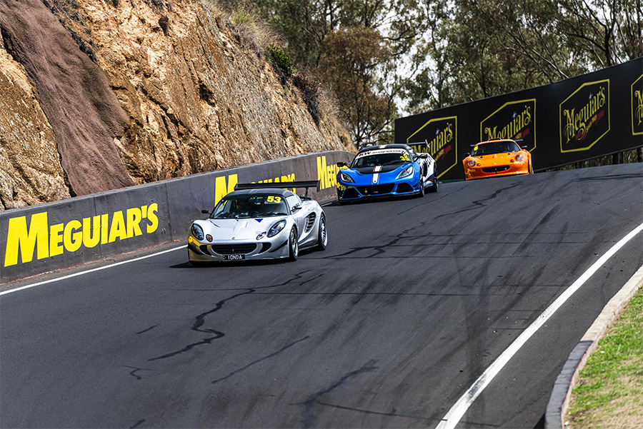 Lotus Elise Cup 250 Bathurst Edition and Track Day