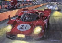 Mario Andretti Sebring Win