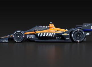 Omologato Arrow McLaren SP partnership