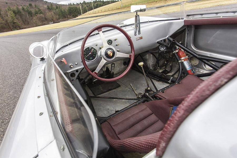 1959 Porsche 718 RSK Spyder Bonhams Greenwich Concours d'Elegance Auction