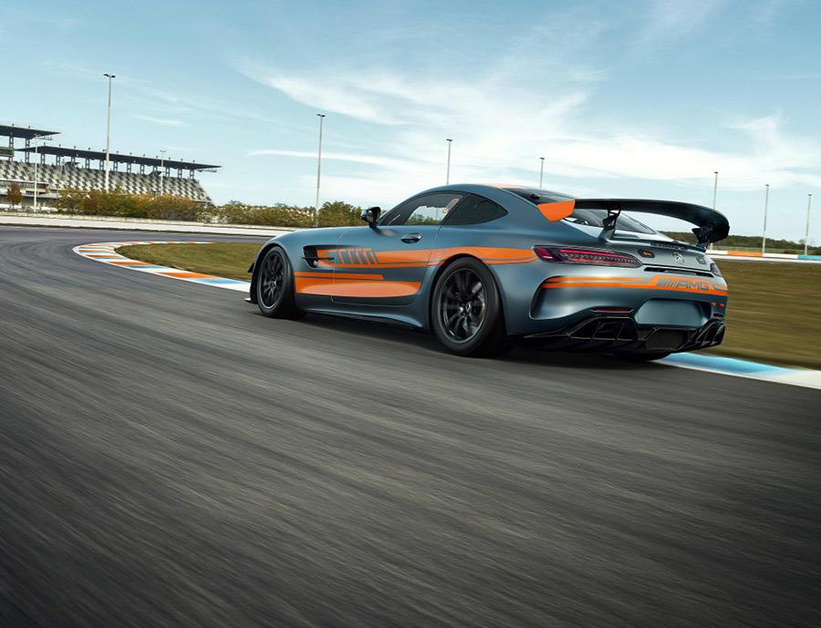 2020 Mercedes-AMG GT4