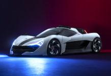 APEX AP-0 concept EV sports car
