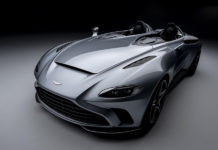 Aston Martin V12 Speedster Unveiled