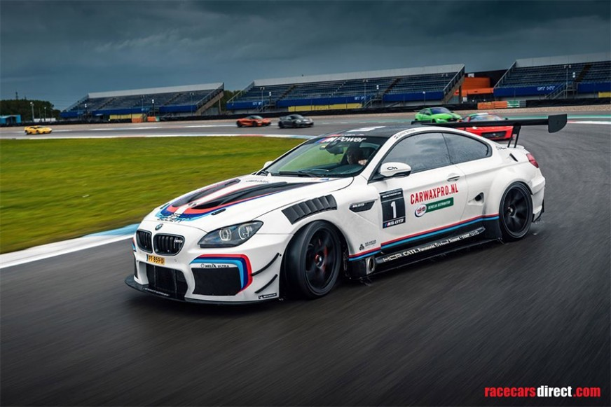BMW M6 GT3 Streetlegal for sale