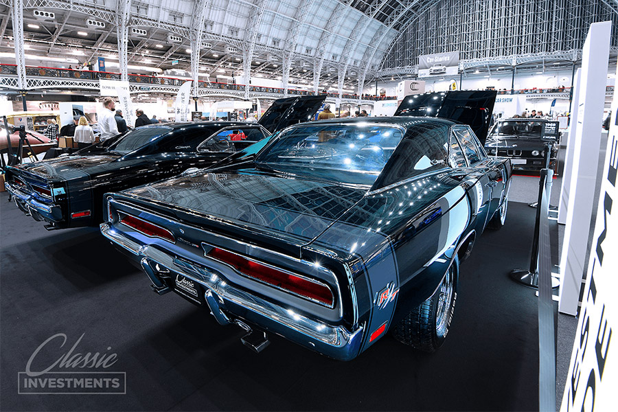 Classic Investments 1969 Dodge Charger R/T