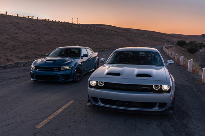 Dodge//SRT Brotherhood of Muscle