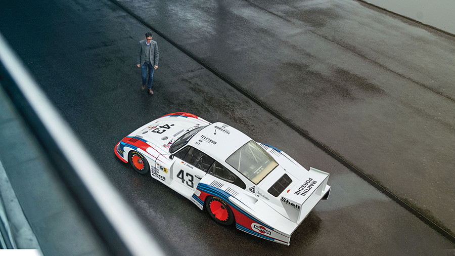 Frank-Steffen Walliser Porsche
