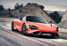 McLaren 765LT Longtail Revealed