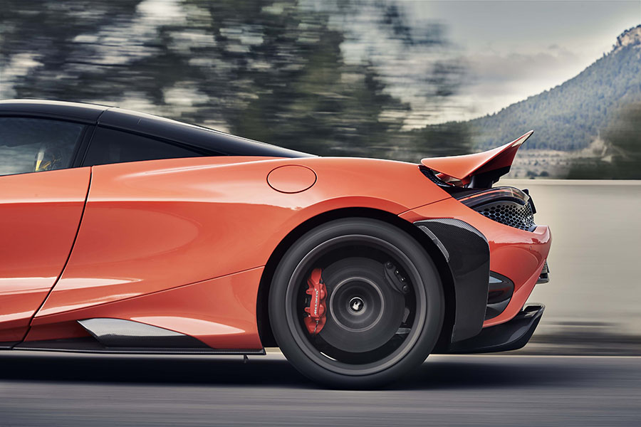 McLaren 765LT Longtail Revealed