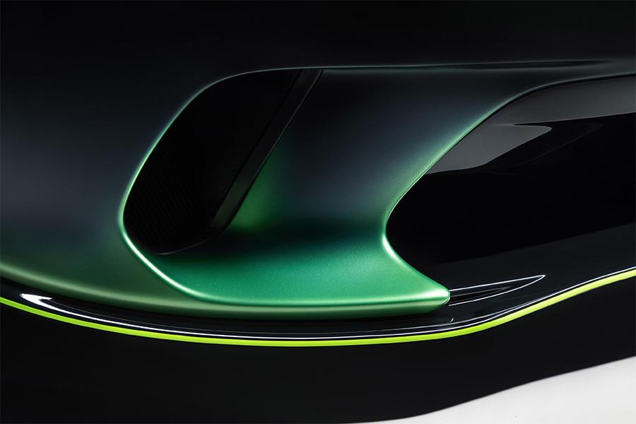 McLaren Verdant Theme GT by MSO