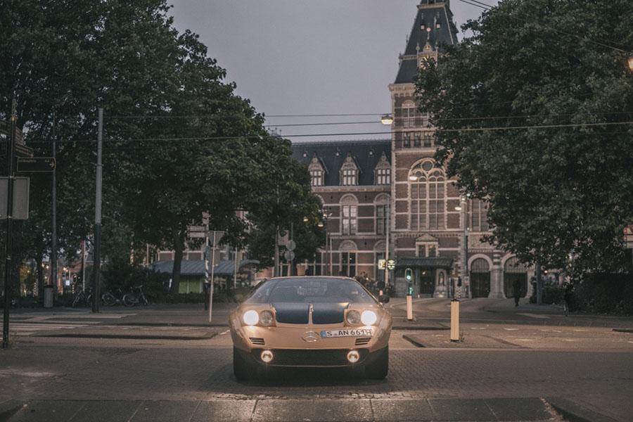 Mercedes-Benz C 111-II Geneva Motor Show