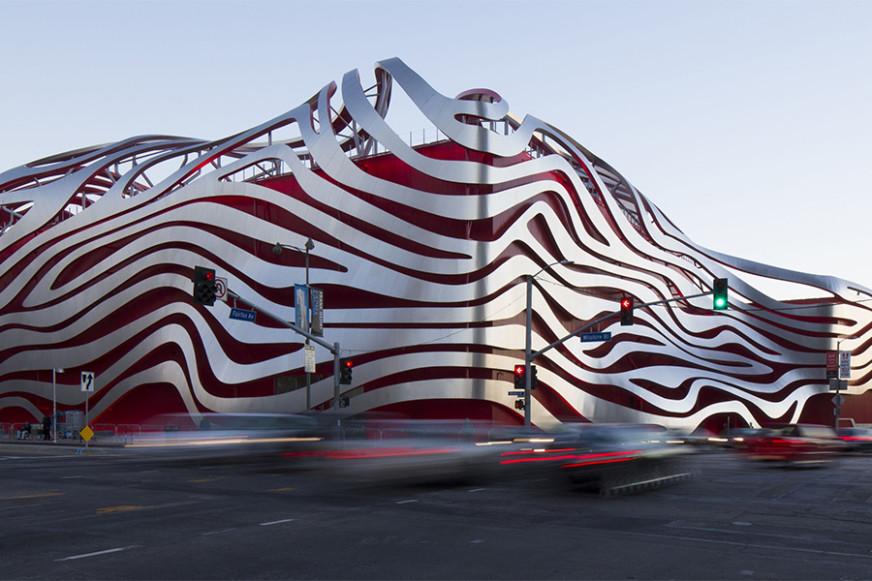 Petersen Automotive Museum Free Vault Tours Stream