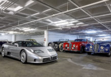 Petersen Automotive Museum Vault Tours Stream
