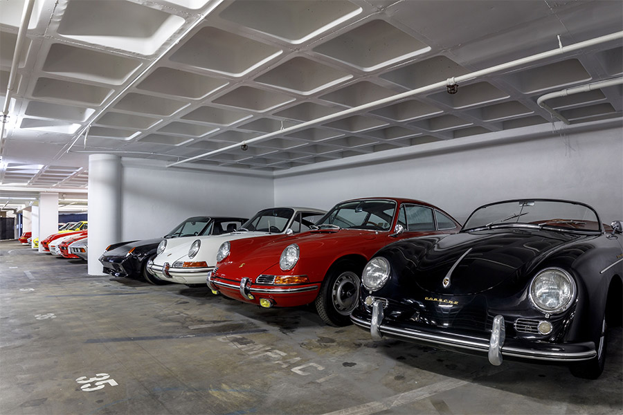 Petersen Automotive Museum Vault Tours Stream