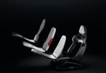 Porsche 3D Printing Bucket Seat Upholstry