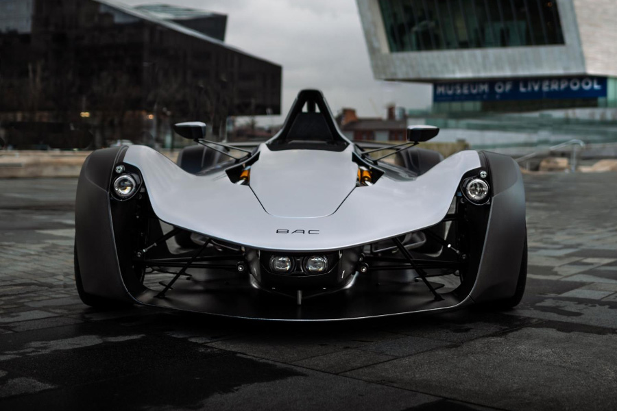 New Turbocharged Bac Mono