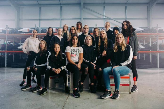 W Series Film International Womens Day 2020