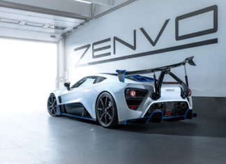 Zenvo TSR-S Hypercar Commission