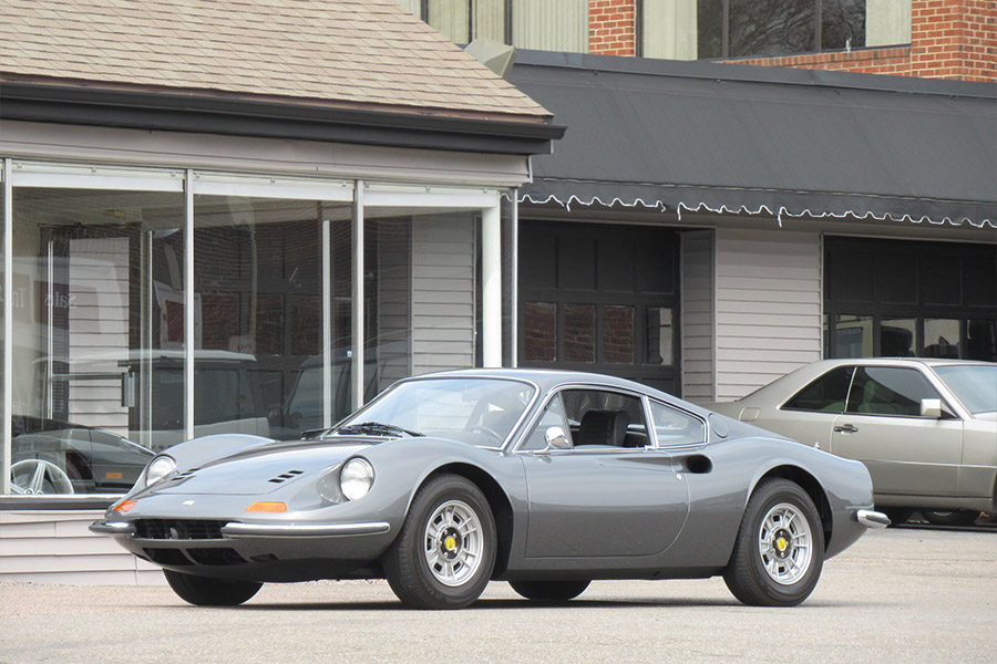 1971 Ferrari 246 Dino GT Berlinetta For Sale