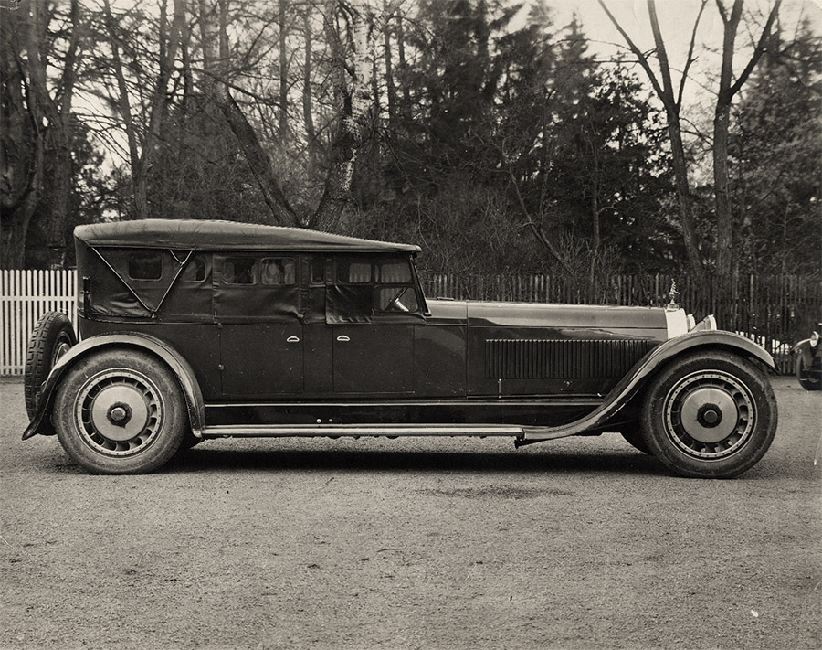 Bugatti Legends Type 41 La Royale