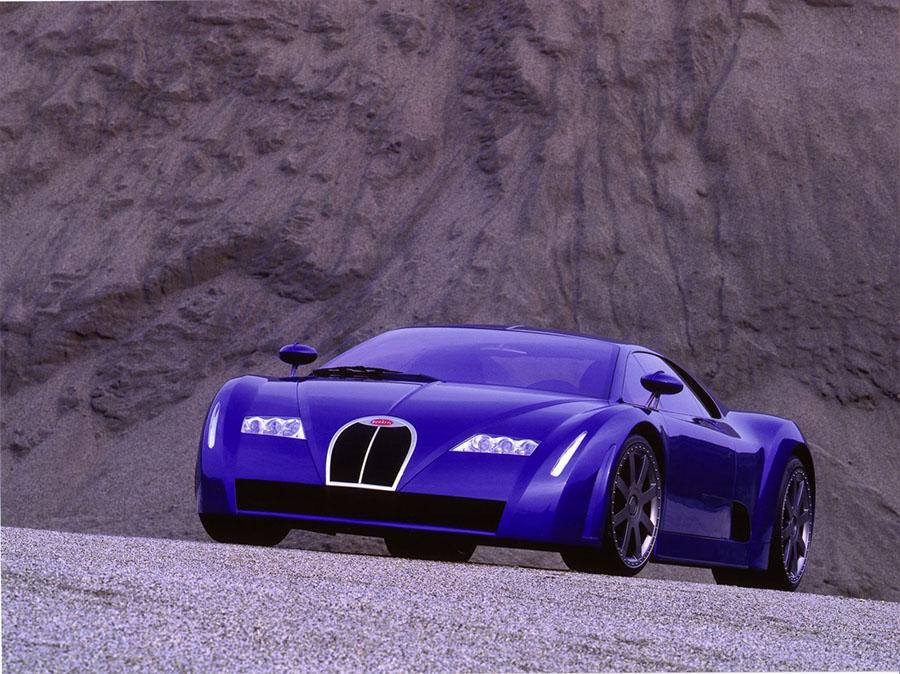 Bugatti Veyron 15 Years