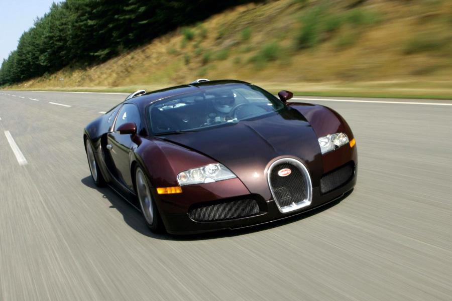 Bugatti Veyron Speed Record