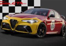 Centro Stile Alfa Romeo Giulia GTA Bespoke Liveries