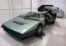 Classic Motor Cars Aston Martin Bulldog Restoration