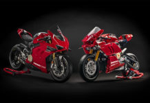 Ducati Panigale V4 R LEGO® Technic™