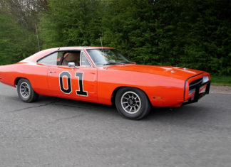 Dukes of Hazzard Dodge Charger