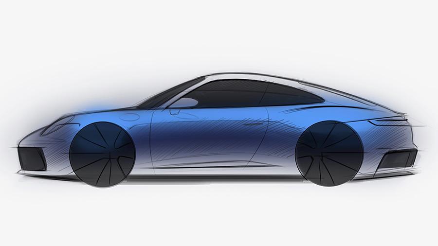 #GetCreativeWithPorsche Automotive design