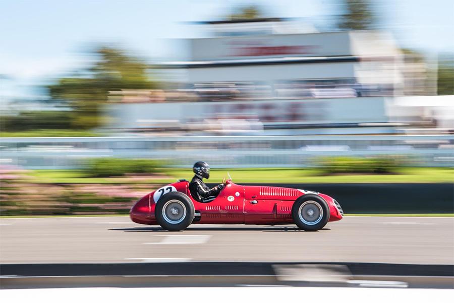Maserati Double Formula One Wins Anniversary