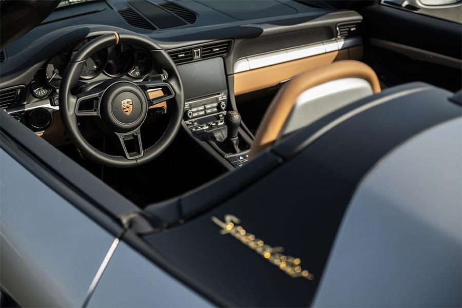 Porsche 911 Speedster RM Sotheby's Covid-19 Auction
