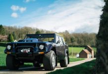 Bell Sport and Classic Lamborghini LM002 Restoration