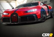 Bugatti Chiron Pur Sport CSR Racing 2