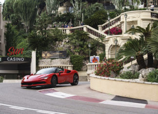 """Ferrari SF90 Stradale and Charles Leclerc to Star in """"Grand Rendez-Vous"""""""