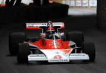Haggerty International Insure Historic F1 Cars