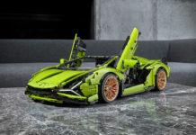 Lamborghini Sián Lego Model