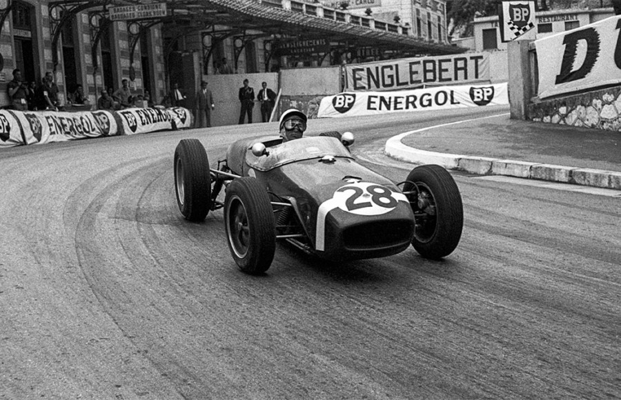 Lotus and Sir Stirling Moss Changed Formula 1 Forever