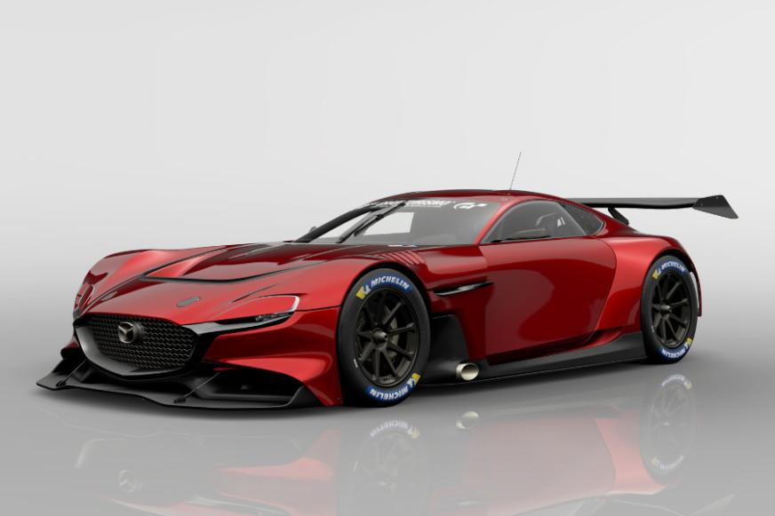 Mazda RX-Vision GT3 Gran Turismo Sport