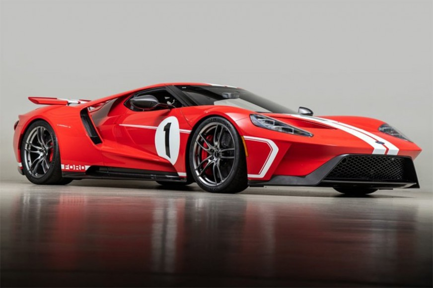 "2018 Ford GT ""Heritage Edition"" for sale"