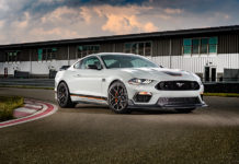 2021 Ford Mustang Mach 1 Premiere