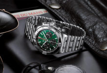 Bentley and Breitling Chronomat Sports Watch