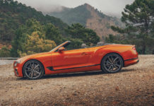 Bentley Continental GT V8 Convertible Deliveries