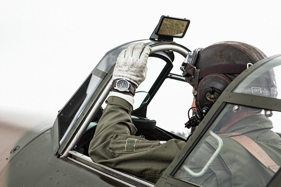 Bremont Bob Spitfire Hurricane Watches