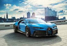 Bugatti Chiron Pur Sport Germany Tour