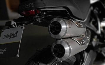 Ducati Scrambler Personalized Accessories