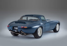 Eagle E-Type Lightweight GT
