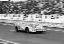 First Porsche Overall 24 Hours of Le Mans Win